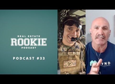 Rookie 33: A Marine (and his Mentor) Buy a BRRRR: Step-by-Step with Joe Roberts and Steve Rozenberg