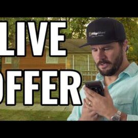 Watch Me Negotiate A Real Estate Offer LIVE!