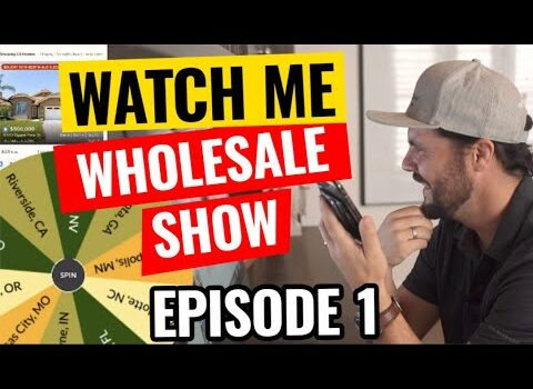 Watch Me Wholesale Show – Episode 1: Riverside CA