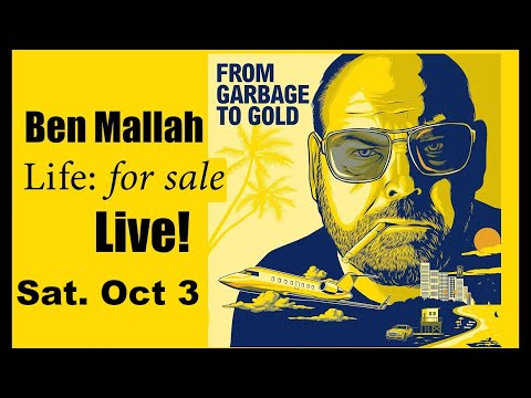 Life for Sale Live! October 3rd Promo Motivate to Real Estate.