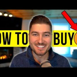 HOW TO BUY & STORE BITCOIN (STEP-BY-STEP)