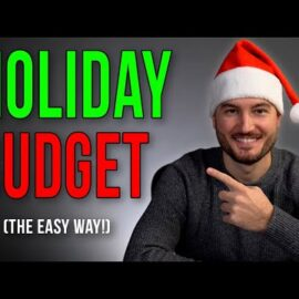 My Holiday Budgeting Spreadsheet That Will Save You Money