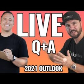 Wholesaling and Flipping Houses in 2021 – LIVE Q & A