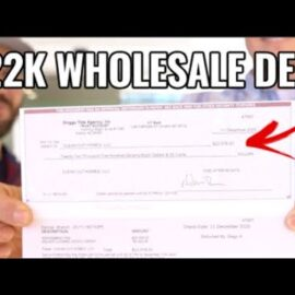Wholesaling Houses For Beginners – First Deal $22,578!