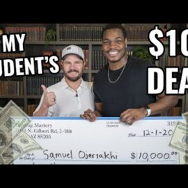 Watch Me Pay A New Wholesaler $10,000 On His First Deal!