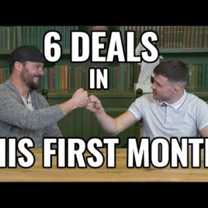 Beginner Wholesaler got 6 deals in ONE MONTH! – With Nicholas Maccini