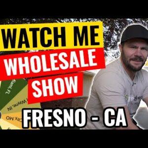 Watch Me Wholesale Show – Episode 15: Fresno, CA