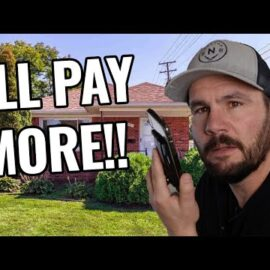 Watch Me Offer Creative Financing On A House Listed With A Real Estate Agent