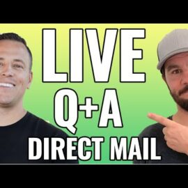 How to Get Your Next Deal With Direct Mail – Live Q & A