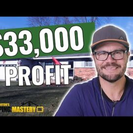 Watch Me Flip A Subject To Deal – $33,000 Profit!