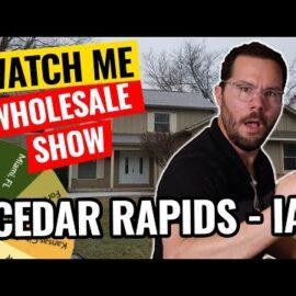 Watch Me Wholesale Show – Episode 18: Cedar Rapids, IA