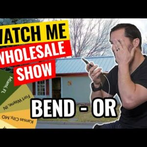Watch Me Wholesale Show – Episode 19: Bend, OR