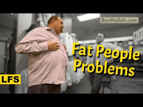 Fat People Problem | Life for Sale