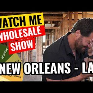 Watch Me Wholesale Show – Episode 26: New Orleans, LA