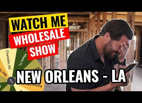 Watch Me Wholesale Show – Episode 26: New Orleans, LA