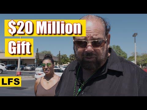$20 Million Gift | Life for Sale