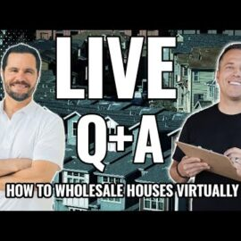 How to Wholesale Houses Virtually (Without Ever Seeing Them!)