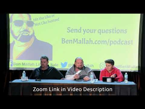 Ben Mallah Zoom Cast - Zoom in