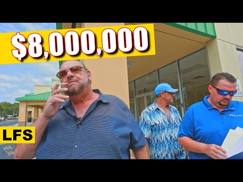 Making a $8 Million deal | Life for sale