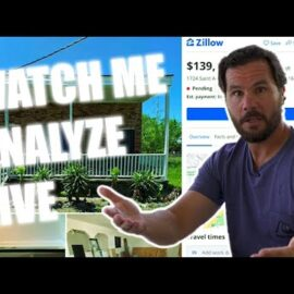 Watch Me Analyze a Deal To Flip LIVE!