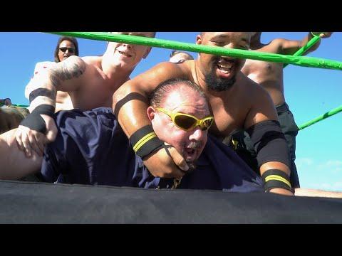 Waterfront Wrestling Mayhem | LFS1