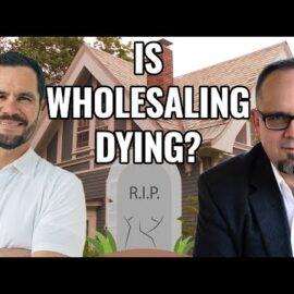 Is Wholesaling Becoming Illegal? What I'm Doing About It with Joe McCall