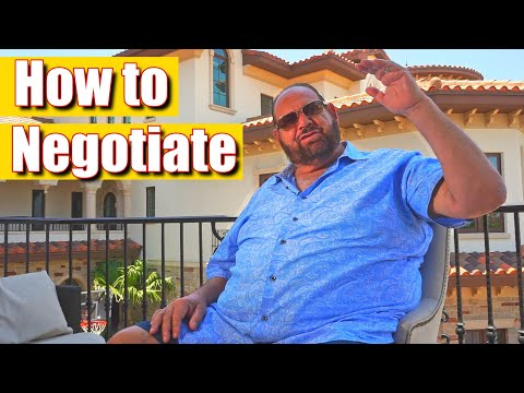 How to negotiate? Tips from a mogul