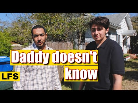 Dealing without Daddy | Life for Sale