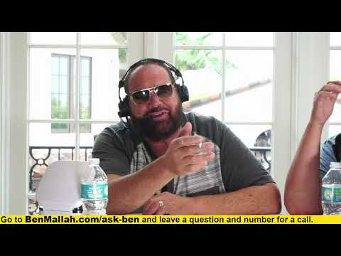 Back to business    Ben Mallah Zoomcast