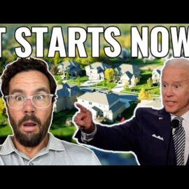 Biden's Plan To Take Over the Housing Industry