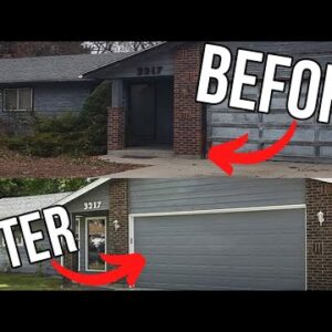 Flipping Houses – Before and After Transformation With A $58,000 Profit!