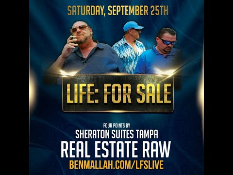 Life for Sale Live! Event September 25th #Shorts